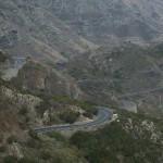 Roads in Anaga