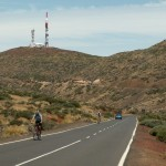 Cycling near the Izaña Observatory