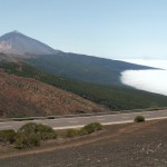 Teide as seen from Izaa