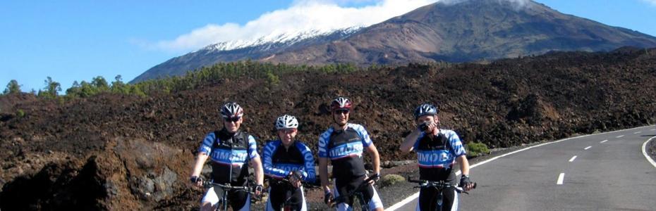 Cycling Tenerife