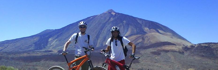MTB hire Tenerife